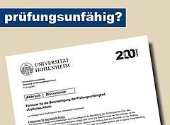 Detailansicht Universität Hohenheim