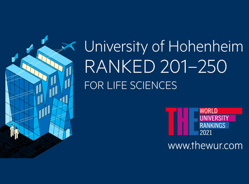 THE Ranking Life Sciences
